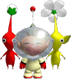 SSBM Trophy Captain Olimar.png