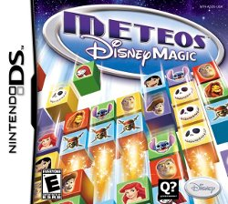 Box artwork for Meteos: Disney Magic.