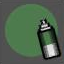 Drift City Paint Dark Olive Green.png