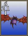 FFVIII Red Bat monster card.png