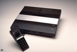 The console image for Atari 5200.