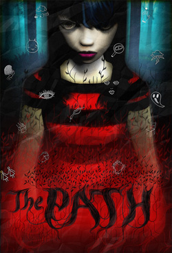 Box artwork for The Path.