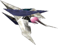 SSBM Trophy Arwing.png