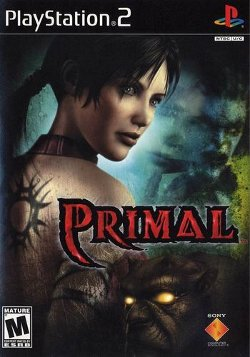 Box artwork for Primal.