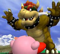 Bowser, Mario's nemesis