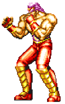 Fatal Fury Characters Krauser Strategywiki The Video