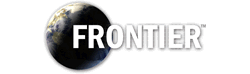 Frontier Developments's company logo.