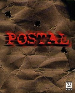 Box artwork for Postal.