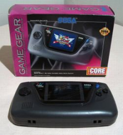 The console image for Sega Game Gear.