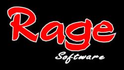 Rage Software's company logo.