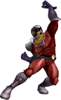 SSBM Trophy Capt. Falcon Smash2.png