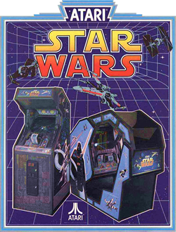 Box artwork for Star Wars.