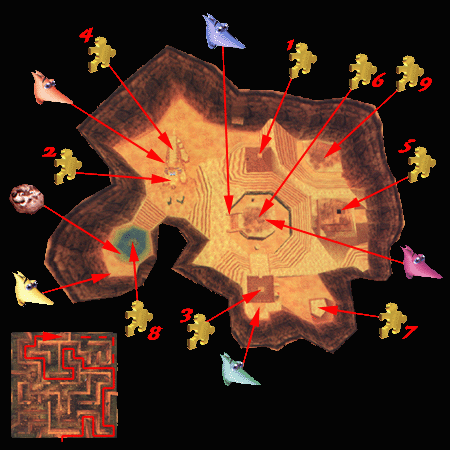 Banjo-Kazooie Gobi's Valley Jiggies and Jinjos.png