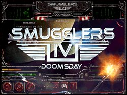 Box artwork for Smugglers IV - Doomsday.