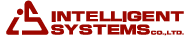 Intelligent Systems Co., Ltd.'s company logo.