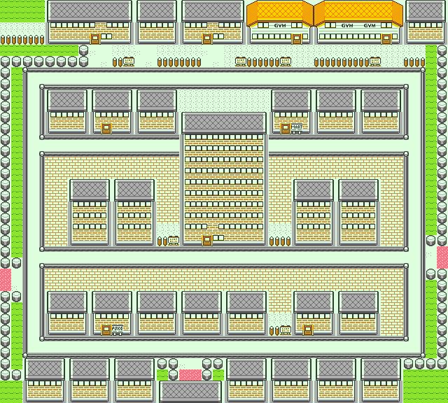pokémon gold and silver/saffron city — strategywiki, the video