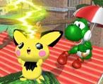 Super Smash Bros. Melee - Pichu's Thunder.jpg