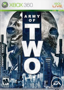 Box artwork for Army of Two.