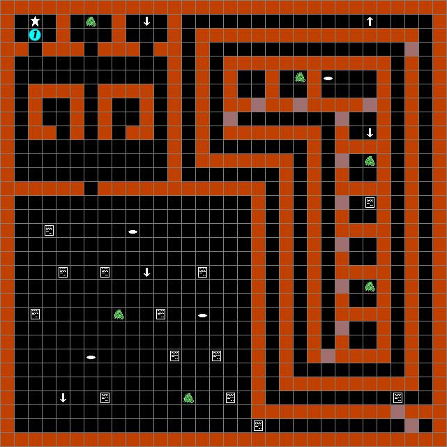 Deep dungeon madou senki floor 4 strategywiki the for Floor 2 dungeon map
