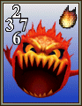 FFVIII Bomb monster card.png