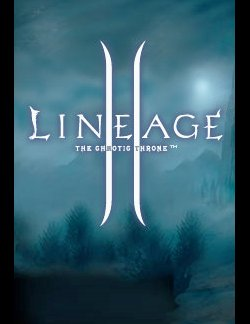 Box artwork for Lineage II.