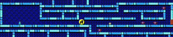 Mega Man 2 map Flash Man A.png