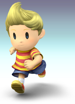 Super Smash Bros. Brawl/Lucas — StrategyWiki, the video ...