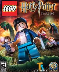 Box artwork for LEGO Harry Potter: Years 5-7.