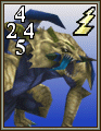 FFVIII Grendel monster card.png