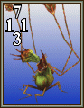 FFVIII Grat monster card.png