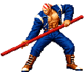 KOF Orochi Billy.png