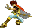 SSBM Trophy Roy Smash2.png