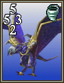 FFVIII Thrustaevis monster card.png