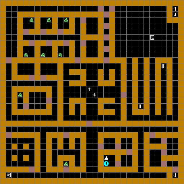 Deep dungeon madou senki floor 2 strategywiki the for Floor 2 dungeon map
