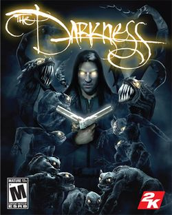 Box artwork for The Darkness.