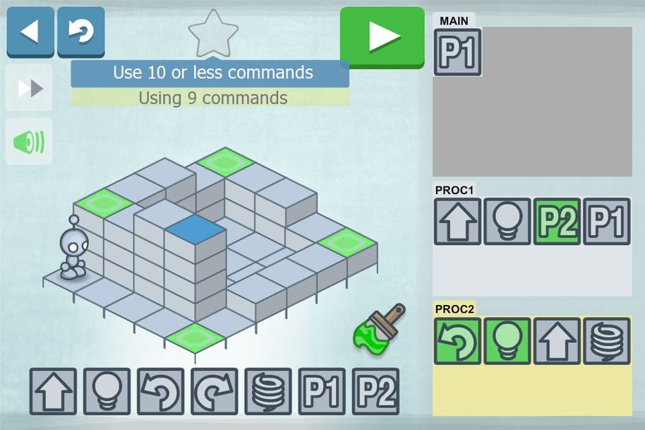 Lightbot conditionals strategywiki the video game walkthrough and