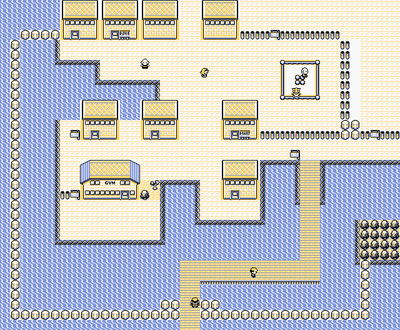 Pokémon Red and Blue/Vermilion City — StrategyWiki, the video game