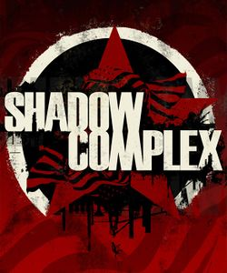 Box artwork for Shadow Complex.