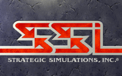 Strategic Simulations's company logo.