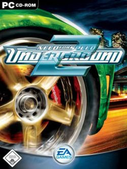 Box artwork for Need for Speed: Underground 2.