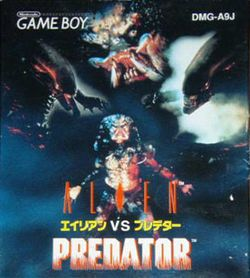 Box artwork for Alien vs Predator: The Last of His Clan.