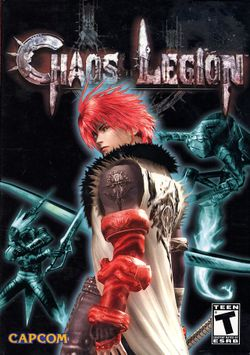 Box artwork for Chaos Legion.
