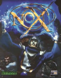 Box artwork for Nox.