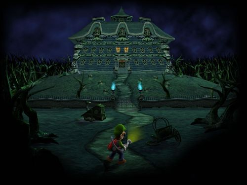 Luigi S Mansion Strategywiki The Video Game Walkthrough