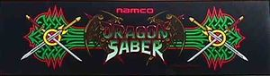 Dragon Saber marquee