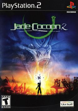 Box artwork for Jade Cocoon 2.