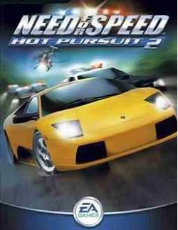 Box artwork for Need for Speed: Hot Pursuit 2.