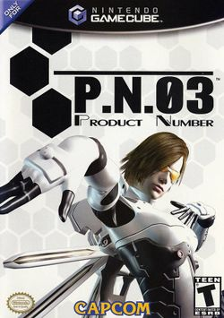 Box artwork for P.N.03.