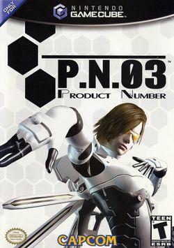 Box artwork for P.N.03.