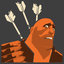 TF2 achievement Pincushion.png